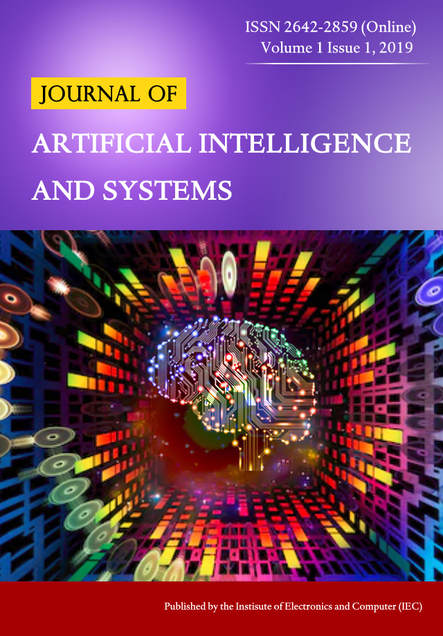 Journal of Artificial Intelligence and Systems | IEC Science